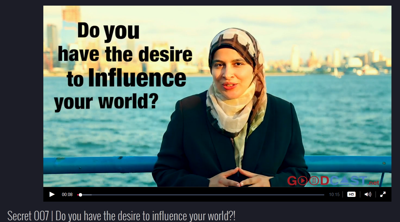 Secret 7 | Do you have the desire to influence your world?!